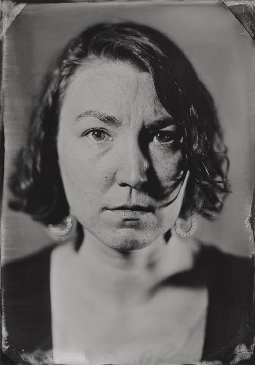 Tintype Photo: Victor Vague
